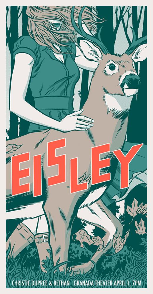 Eisley - Granada by robertwilsoniv
