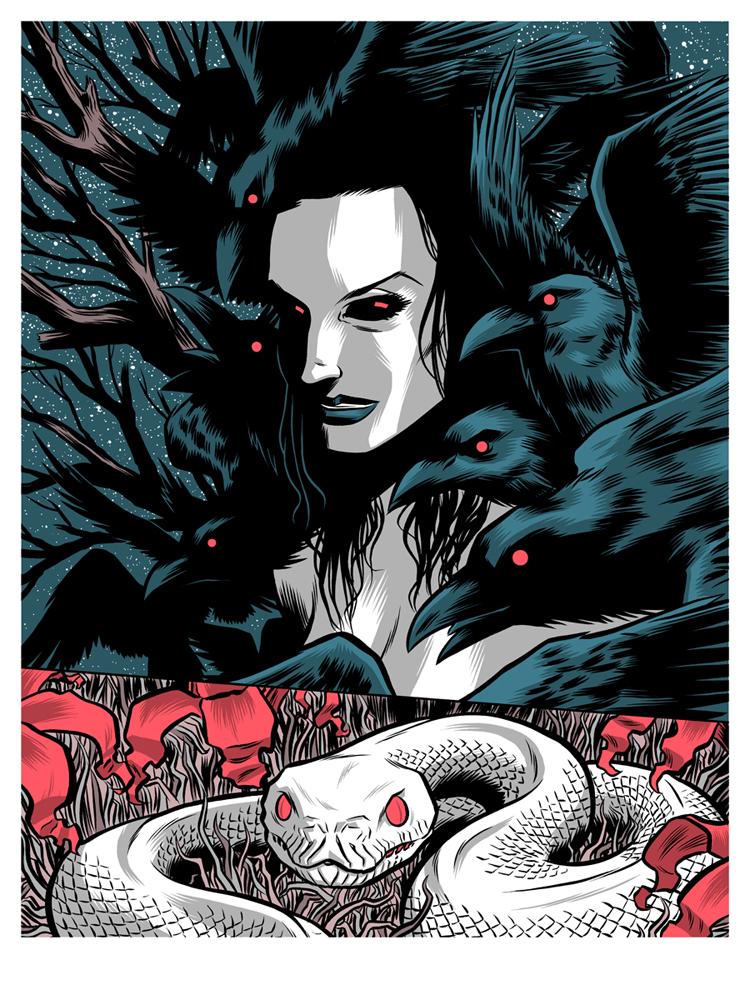 Plague of Crows by robertwilsoniv