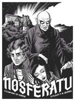 Nosferatu by robertwilsoniv