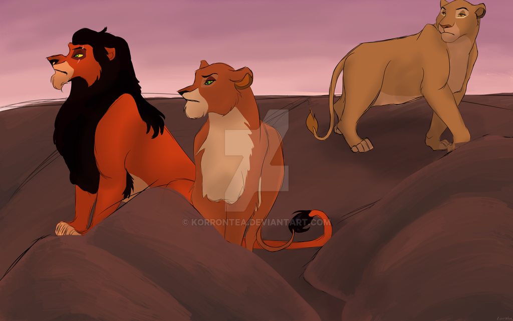 redraw__king_scar_and_his_princess_by_korrontea-dcimbf0.png