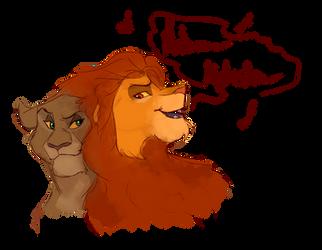 Hakuna Matata doodle by Korrontea