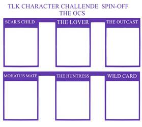 TLK CHALLENGE SPIN OFF - THE OCS