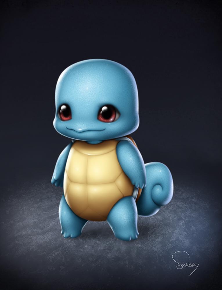 Pokemon Squirtle 449269978