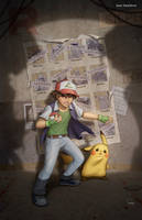 Pokemon by SamDelaTorre