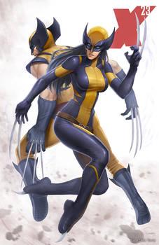 X-23 - Wolverine (4 of 4)