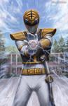 Power Rangers - White Ranger