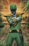 Power Rangers - Green Ranger