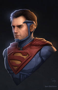 DC Trinity- Superman (Injustice 2)