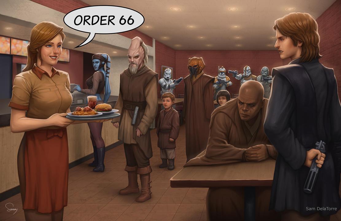 Star Wars- Order 66 by SamDelaTorre on DeviantArt