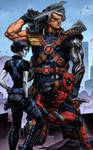 X-Force (Comics Version)
