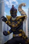 Power Rangers Dino Thunder - Black Dino Ranger