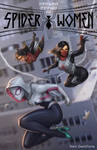 Spider-Women (Fanart Cover)
