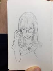 Fan art of Eisaku 12