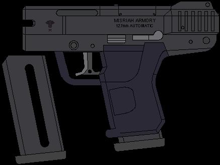 M6V Pistol by EyeInTheSky118
