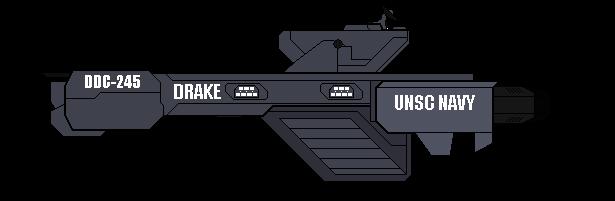 Drake-class Corvette by EyeInTheSky118