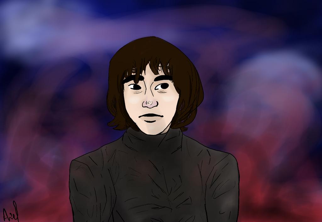 Bran Stark by ZeroTiger7