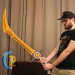 Yasuo Nightbringer's Blade! by CanUPrintIt
