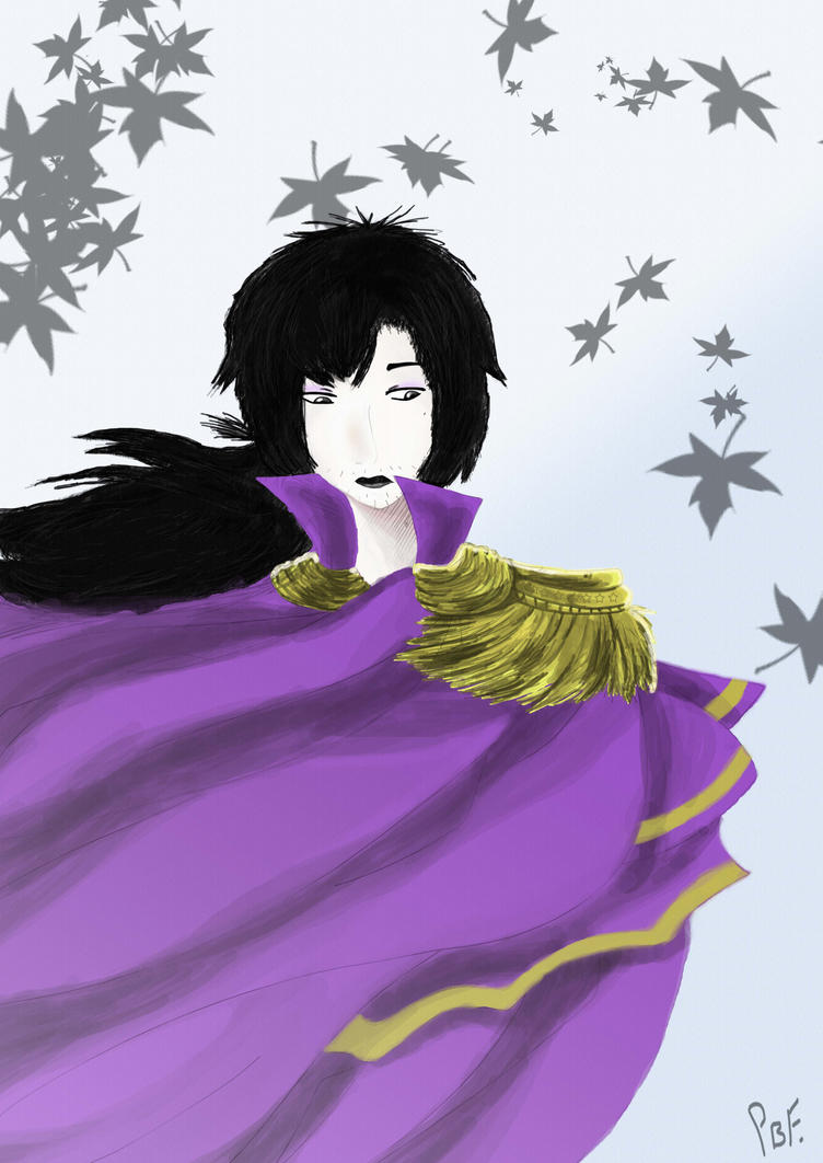 Prince Soryu by sonPauten