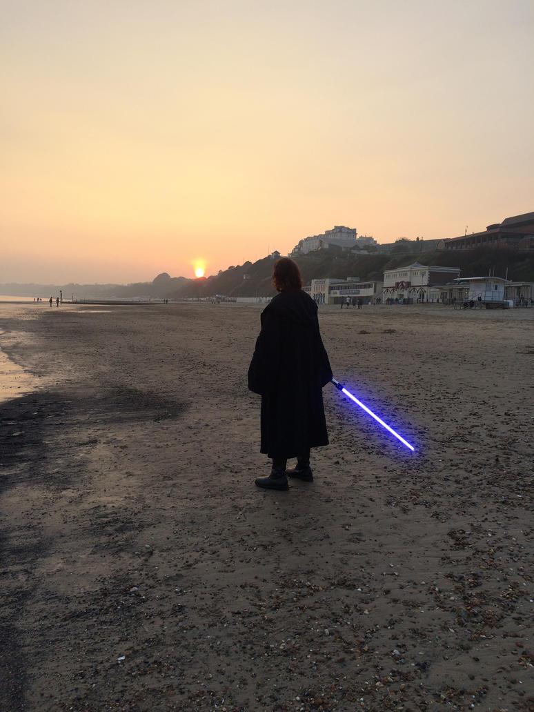 Anakin's Sunset by sonPauten