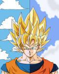 Son Goku - Manga/Anime
