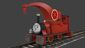Harvey the Crane Engine- WIP