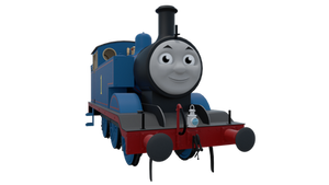 Thomas the Tank Engine by TheChairmaster