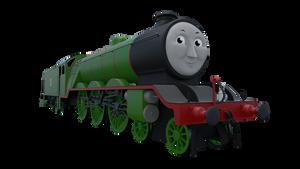 Henry the Green Engine (MK1)