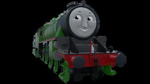 Henry the Green Engine (MK2)
