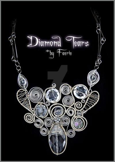 Diamond Tears by Faeriedivine