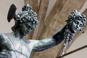 Perseus by Faeriedivine