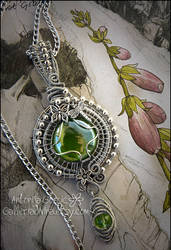Niamh pendant by Faeriedivine