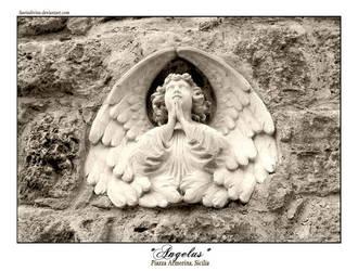 Angelus by Faeriedivine