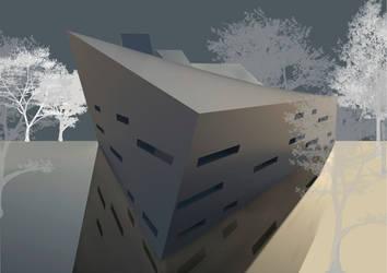 auditorium render by BreezeStorm