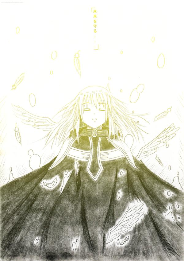 Future Lucy by AozoraTanaka
