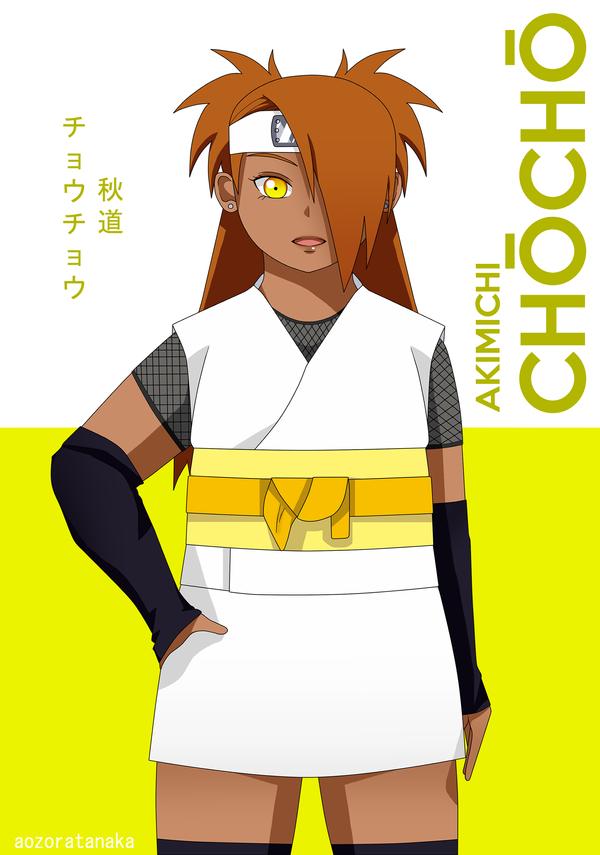 Akimichi Chouchou by AozoraTanaka