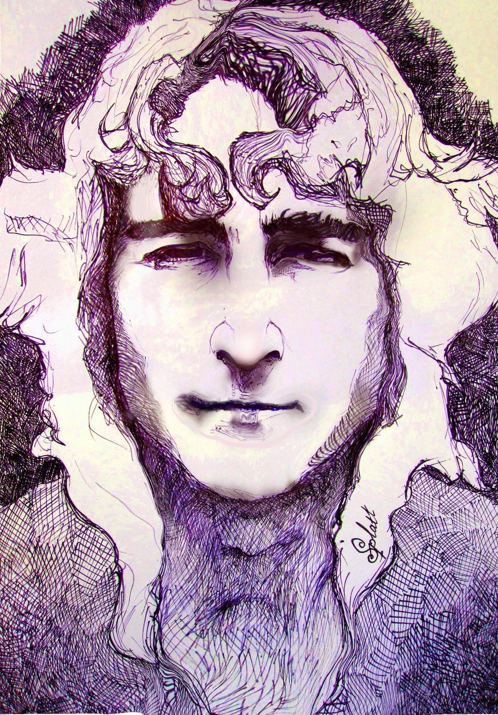John Lennon Fanart By Quiklo On Deviantart