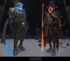 Samurai team by quiklo