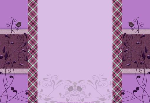 Purple Birdy