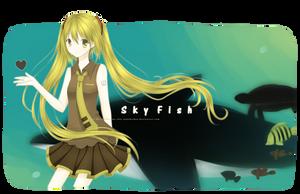 Sky Fish by NayukiMarcia