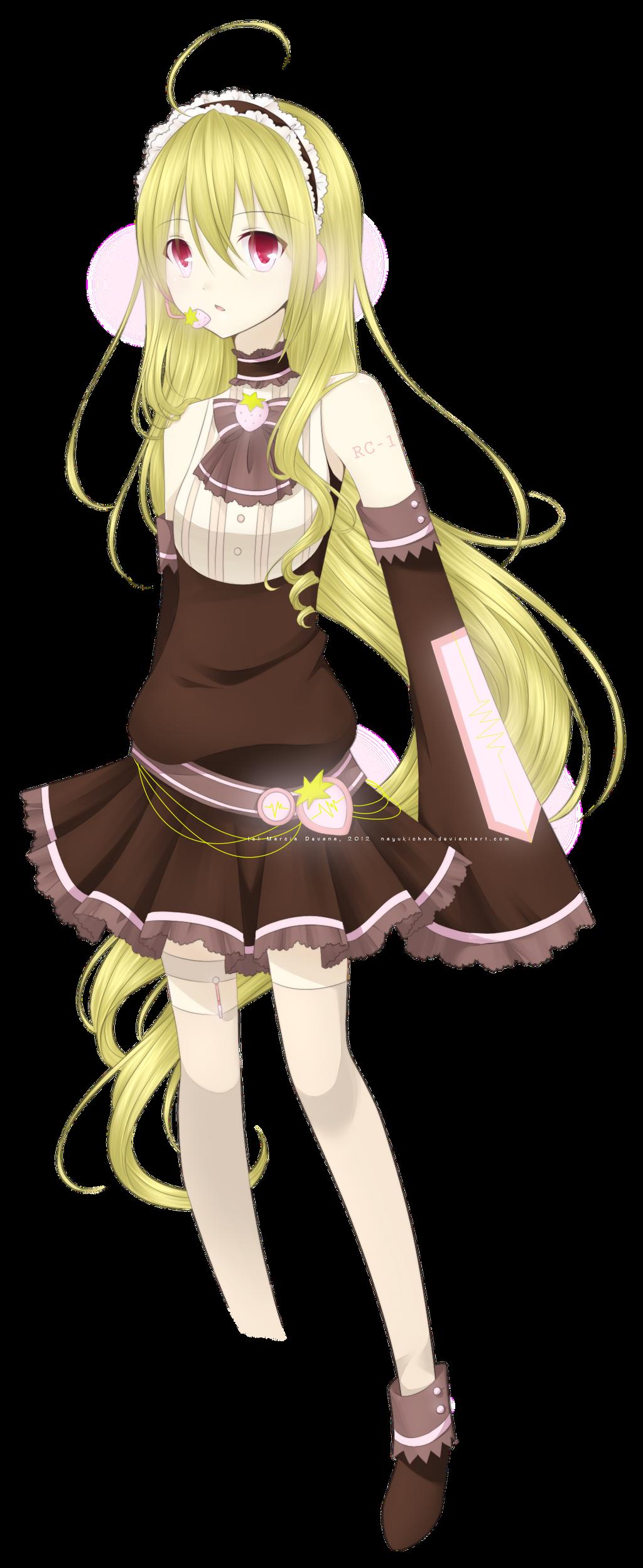 Nozomine 'Mai Uta' Mai by NayukiMarcia