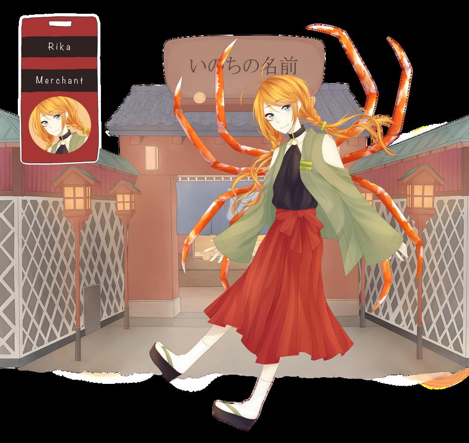 INN: Rika by NayukiMarcia