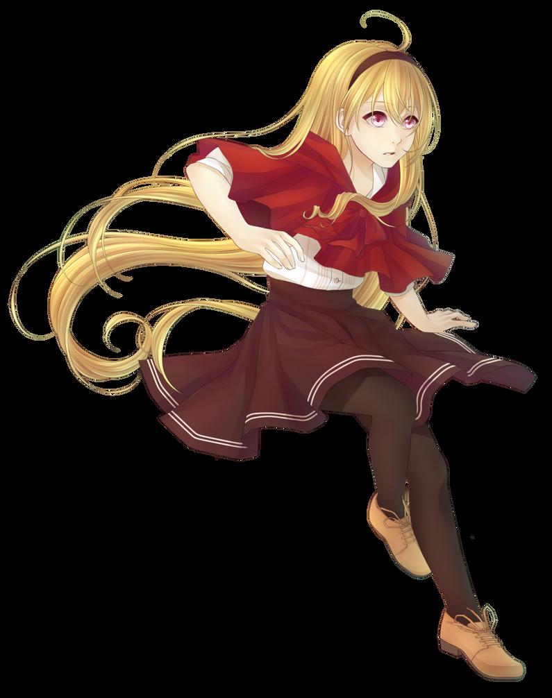 Mai LRRH by NayukiMarcia