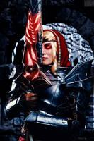 Knight-Commander Meredith by BehemotCat
