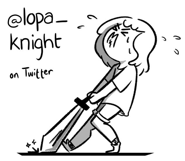 Follow Me Cowards by lopa-knight