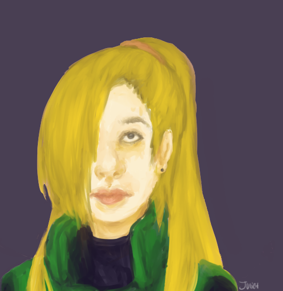 ino speed-painting by cnick55