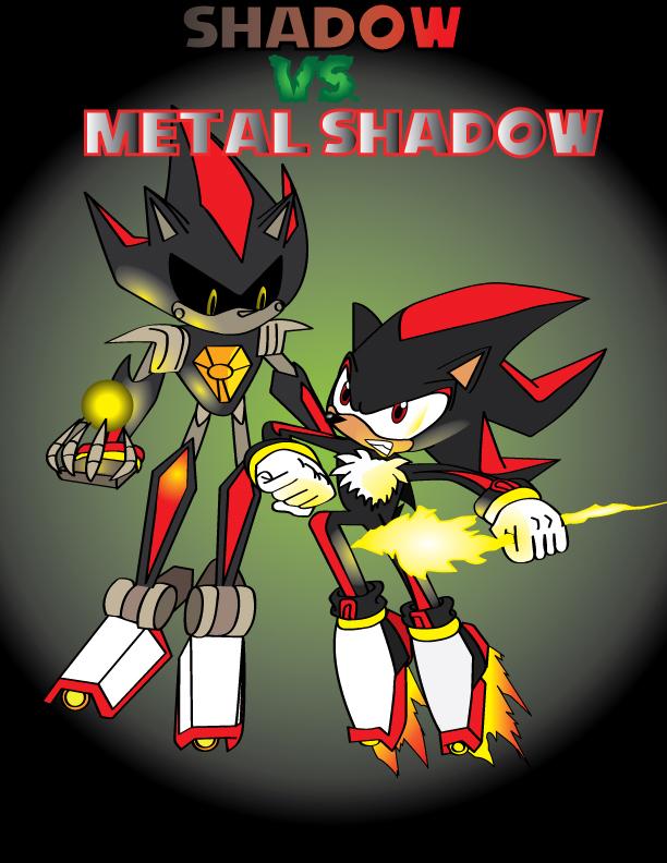 Metal Sonic Vs Metal Shadow | www.imgkid.com - The Image ...