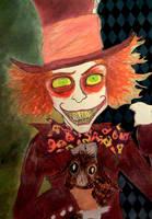 Mad as a Hatter by MichellePrebich