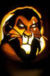 Scar Pumpkin