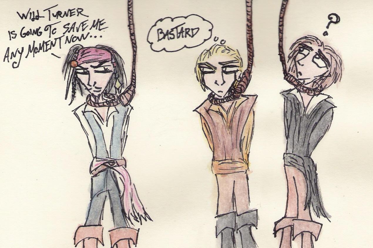 Gallows Pole by MichellePrebich
