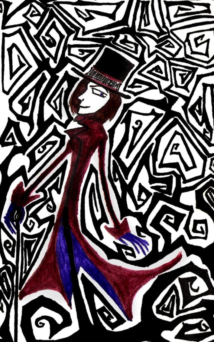 W. Wonka by MichellePrebich